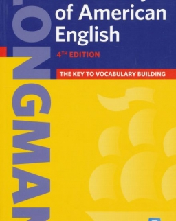 Longman Dictionary of American English Paperback with CD-Rom 4th Edition