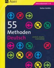 55 Methoden Deutsch: einfach, kreativ, motivierend