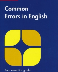 Collins Common Errors in English 2nd Edition