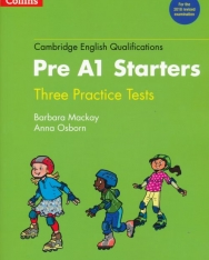Cambridge English Starters Three Practice Tests - 2018 Revised Examination