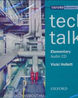 Tech Talk Elementary Class Audio CD