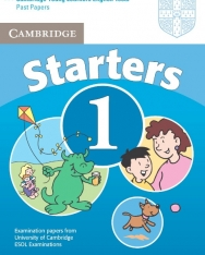 Cambridge Young Learners English Tests Starters 1 Students Book