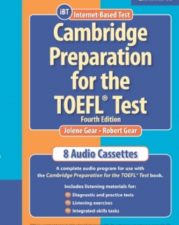 Cambridge Preparation for the TOEFL Test iBT Edition Audio Cassettes