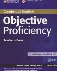 Objective Proficiency 2nd Edition Teacher's Book