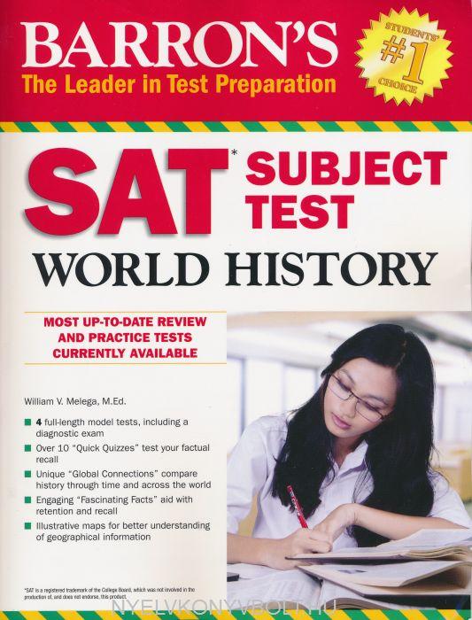 Barron's SAT Subject Test - World History