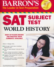 Barron's SAT Subject Test - World History