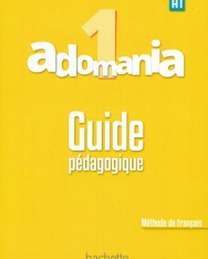 Adomania 1 - Guide pédagogique