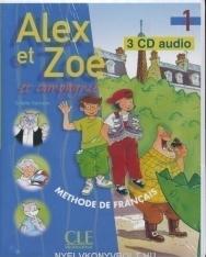 Alex et Zoé 1 CD (3)