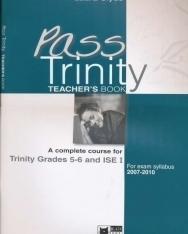Pass Trinity 5-6 Teacher's Book