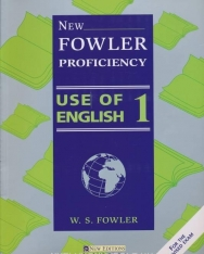 New Fowler Proficiency Use of English 1 Student's Book
