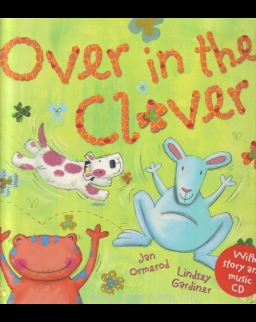 Over in the Clover with Audio CD