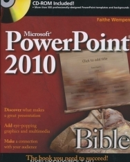 Faithe Wempen: PowerPoint 2010 Bible