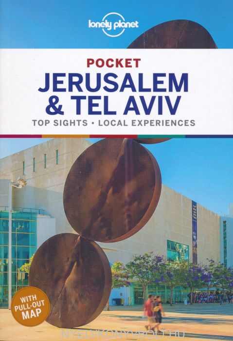 Lonely Planet - Pocket Jerusalem & Tel Aviv Travel Guide (1st Edition)