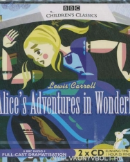 Lewis Carroll: Alice's Adventures in Wonderland - Audio CD