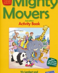 Mighty Movers 2nd edition: Activity Book