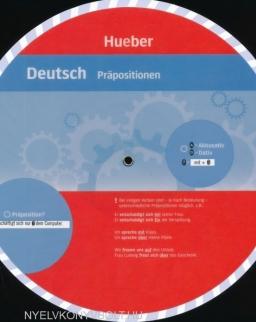 Wheel - Deutsch - Präpositionen