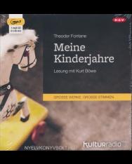 Theodor Fontane: Meine Kinderjahre - Hörbuch