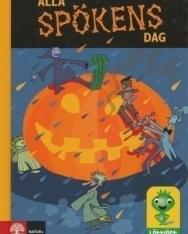 Alla spökens dag - Lättläst