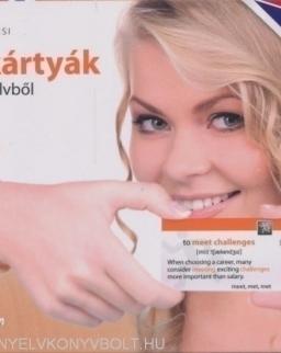 Szókártyák Angol nyelvből B2 szinten