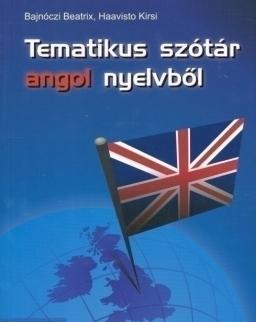 Tematikus szótár angol nyelvből