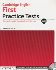 Cambridge First Pracitice Tests with Audio CDs(2) - Five tests for 2015 Cambridge English - First exam