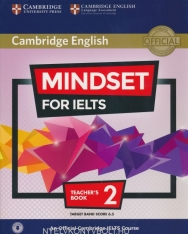Cambridge English Mindset for IELTS Teacher's Book