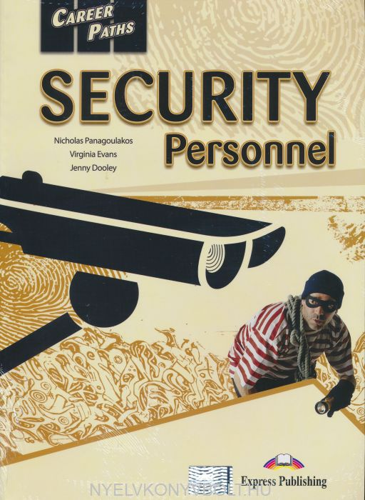 Career Paths - Security Personnel