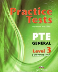 Practice Tests for PTE General Level 3 Student's Book (with DigiBooks)