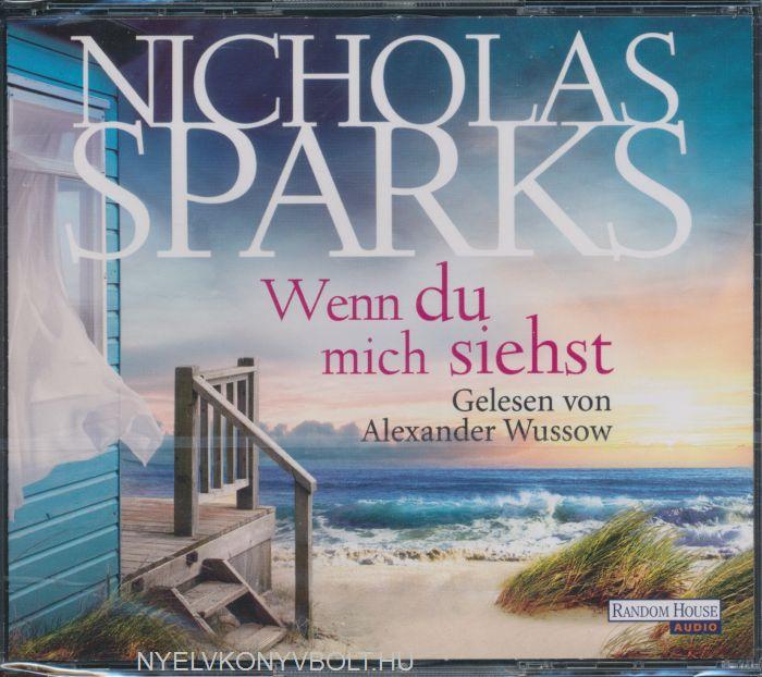 Nicholas Sparks: Wenn du mich siehst - Hörbuch