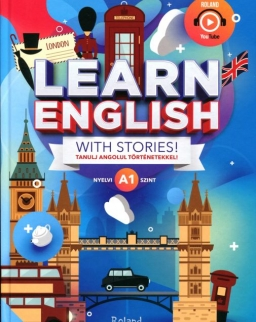 Learn English with Stories! Tanulj angolul történetekkel!