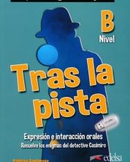 Tras la Pista nivel B - Expresión e interacción orales + Pen Drive