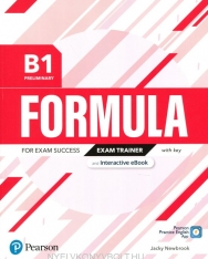 Formula B1 Preliminary Exam Trainer and Interactive eBook with Key, Digital Resources & App