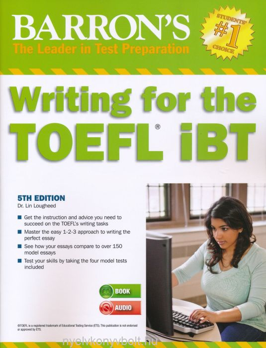 Barron' Writing for the TOEFL iBT 5th Edition with MP3 CD