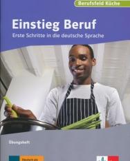 Einstieg Beruf - Berufsfeld Küche - Erste Schritte in die deutsche Sprache