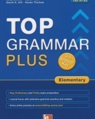 Top Grammar Plus Elementary Student's book with answer key