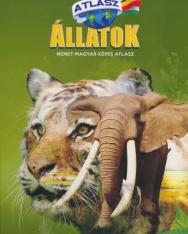 Állatok - Német-magyar képes atlasz