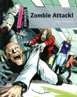 Zombie Attack - Oxford Dominoes Quick starter level