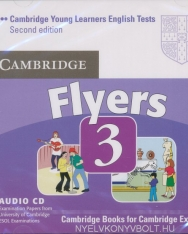 Cambridge Young Learners English Tests Flyers 3 Audio CD