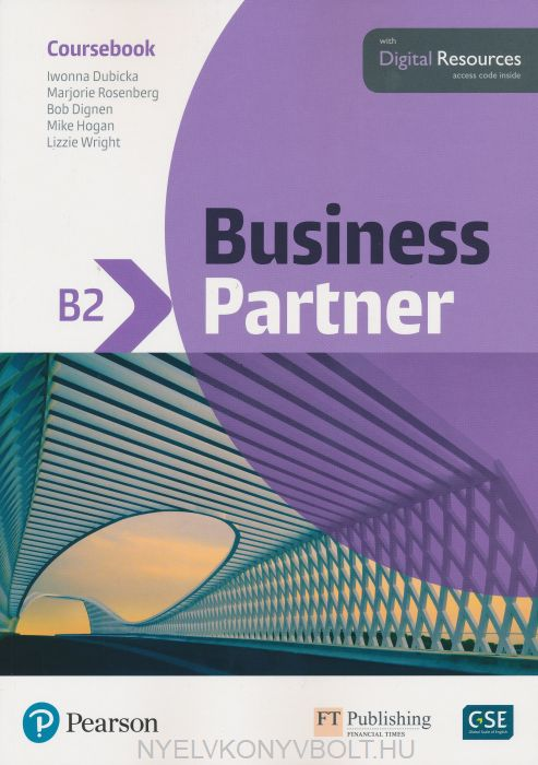 Business Partner Level B2 Student's Book with Digital Resources