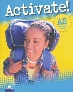 Activate! A2 Workbook with Key