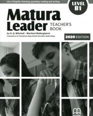 Matura Leader B1 Teacher's Book 2020 Edition