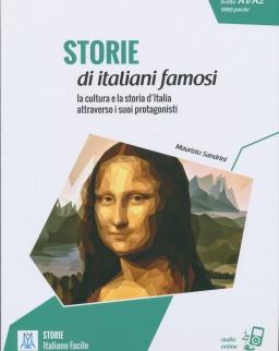 STORIE di italiani famosi - la cultura e la storia d'Italia attraverso i suoi protagonisti