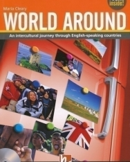 World Around with Audio CD - An intercultural journey through English-speaking countries