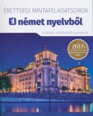 Érettségi mintafeladatsorok német nyelvből + CD, 8 írásbeli középszintű feladasor 2017-től érvényes (MX-1102)