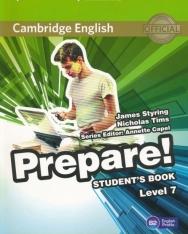 Cambridge English Prepare! Student's Book Level 7