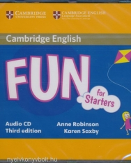 Fun For Starters Third Edition Class Audio CD