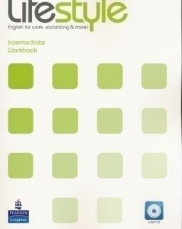 Lifestyle Intermediate Workbook with CD