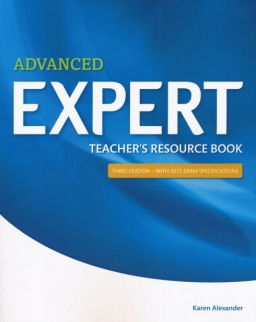 Advanced Expert Teacher's Resource Book Third Edition - with 2015 Exam Specifications