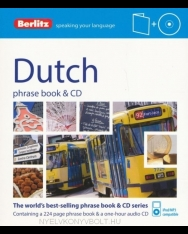 Berlitz Dutch Phrase Book & Audio CD
