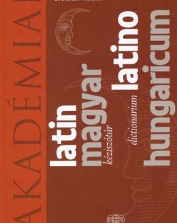 Latin-Magyar Kéziszótár - Dictionarium Latino Hungaricum